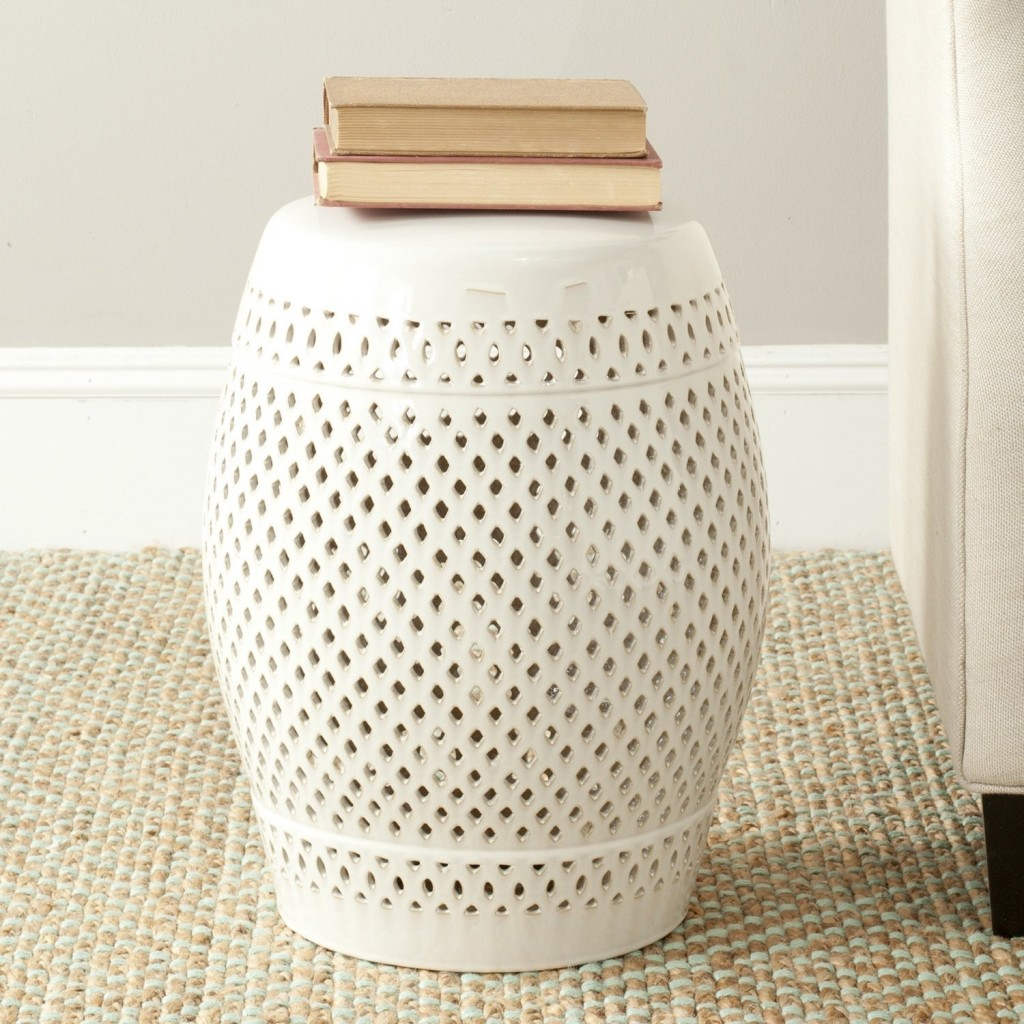 Ceramic End Tables