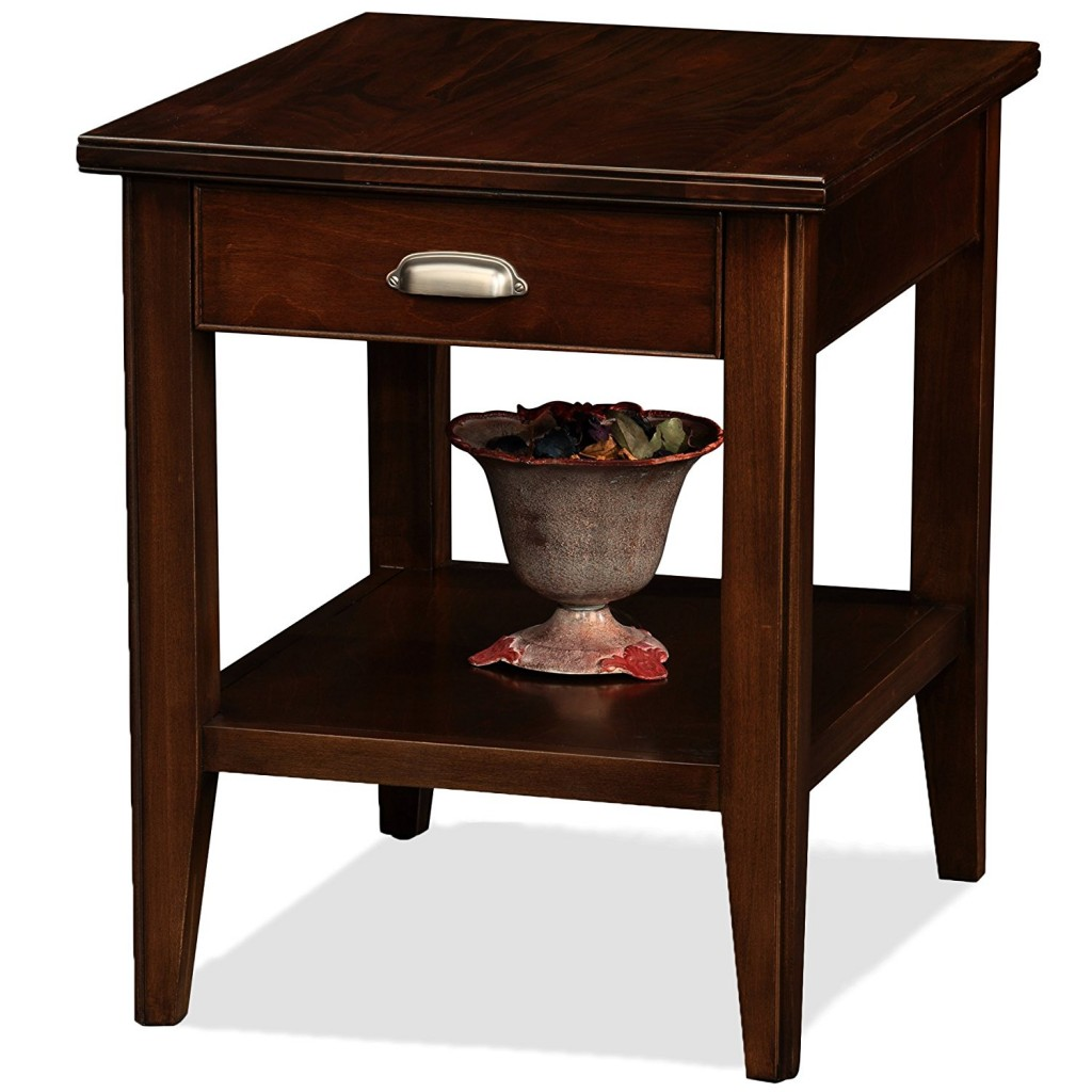 Cherry End Tables