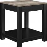 Distressed End Tables