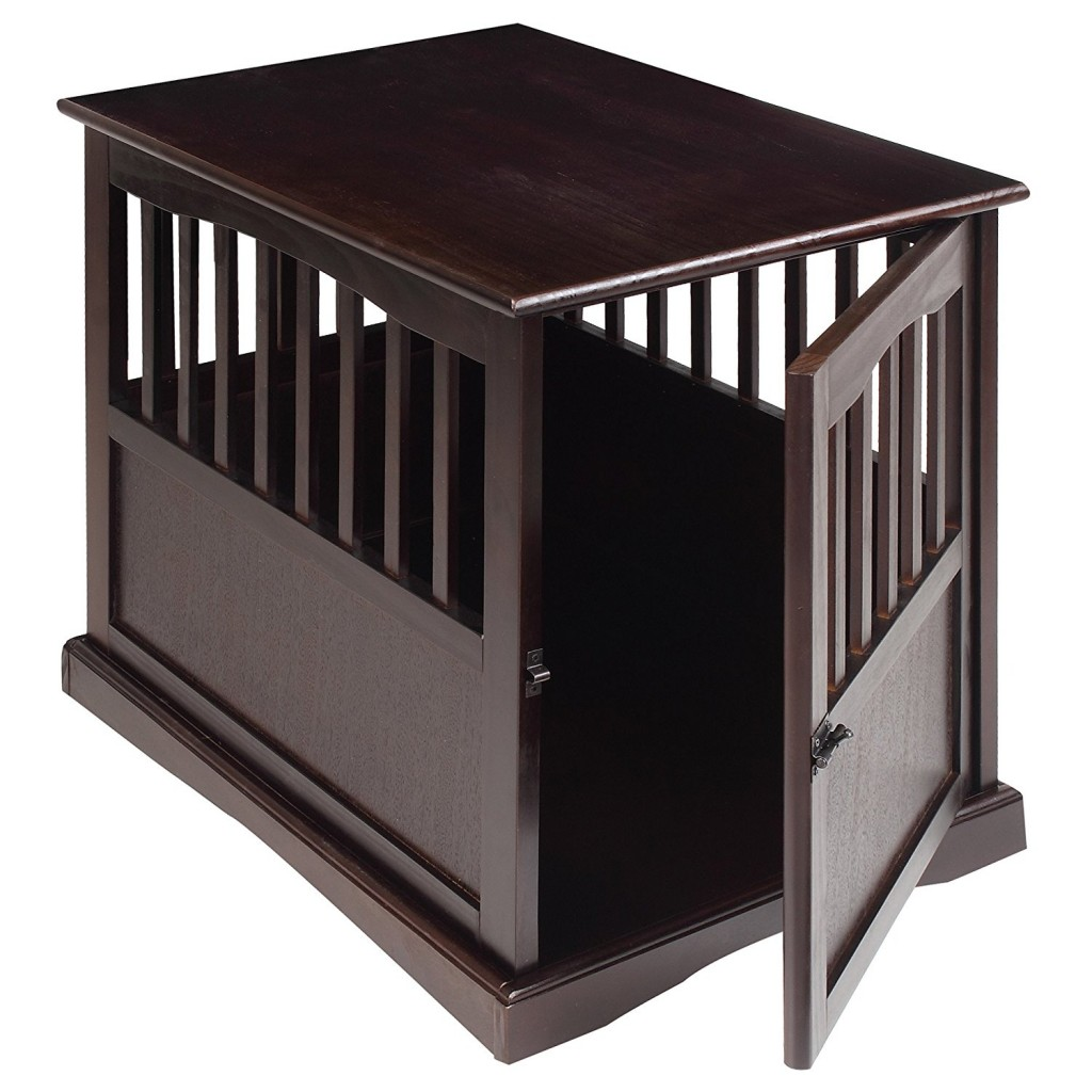 Dog End Table
