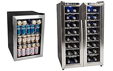 Edgestar Dual Zone Wine Cooler