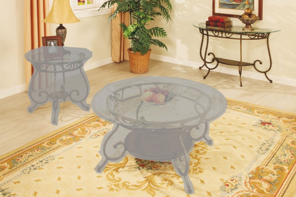 Ethan Allen End Tables