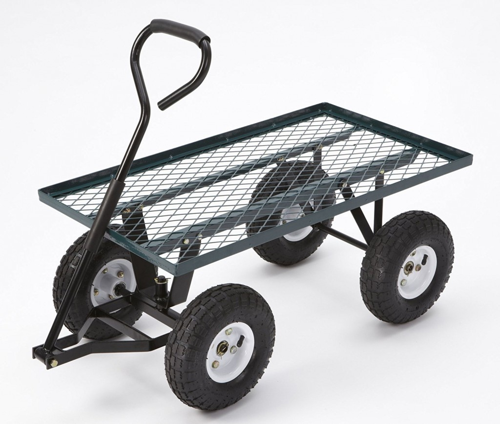 Flatbed Utility Cart
