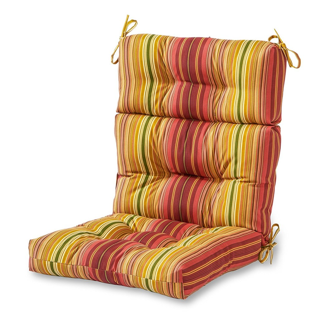 Garden Chair Cushions With Backs