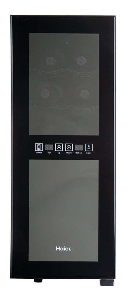 Haier Dual Zone Wine Cooler
