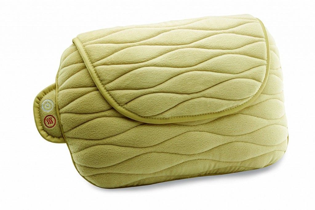 Homedics Portable Back Massage Cushion With Heat
