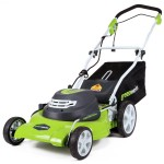 Electric Lawn Mowers At Lowe's