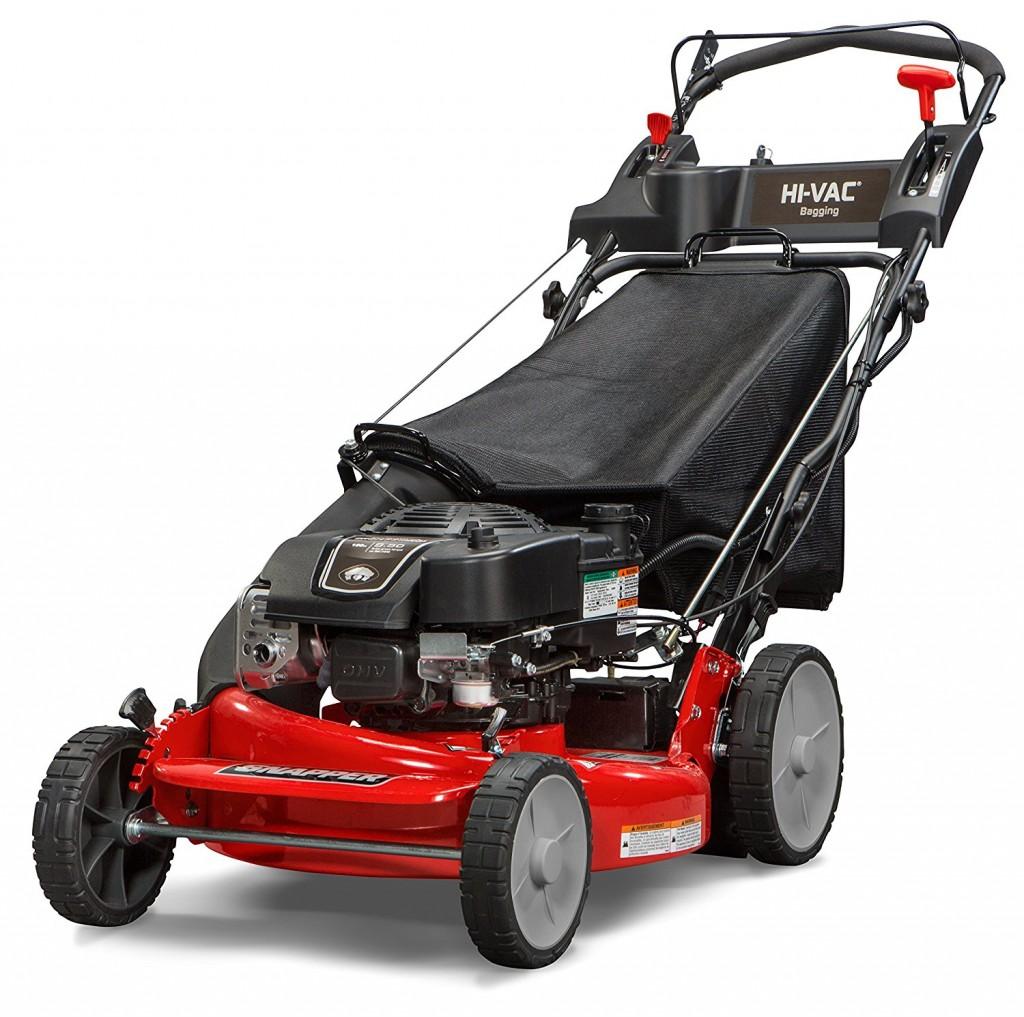 Electric Start Self Propelled Lawn Mower