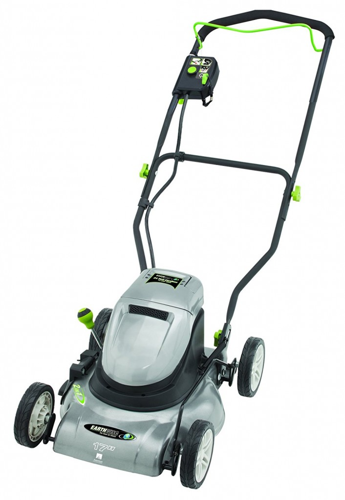 Electric Start Self Propelled Lawn Mower