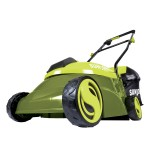 Gas In Oil Lawn Mower