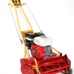 Gas Powered Reel Lawn Mower