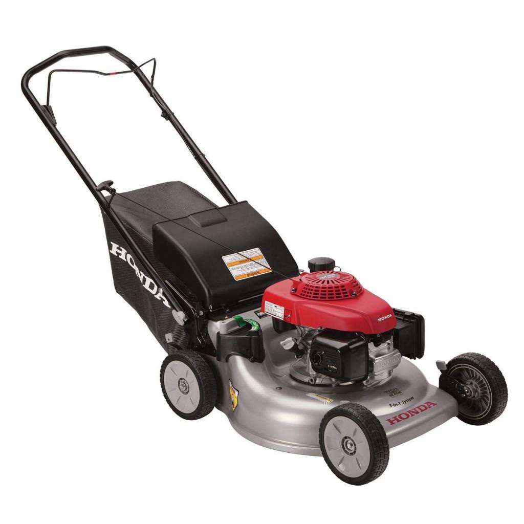 Gas Push Lawn Mower