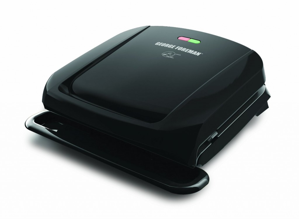 George Foreman Grill Times