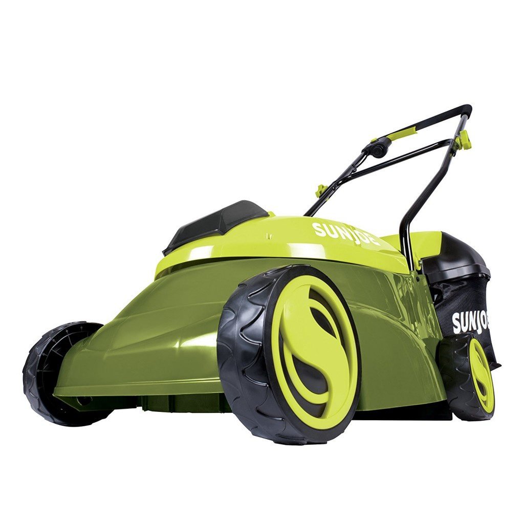 Self Propelled Cordless Lawn Mower