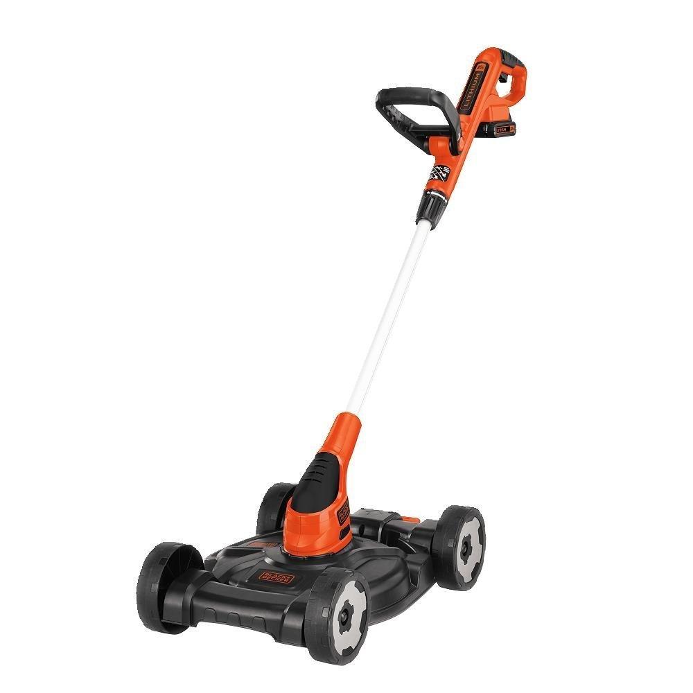 Small Push Lawn Mower