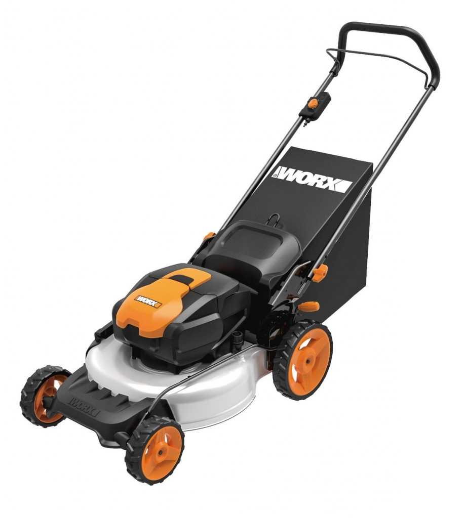 Worx Cordless Lawn Mower