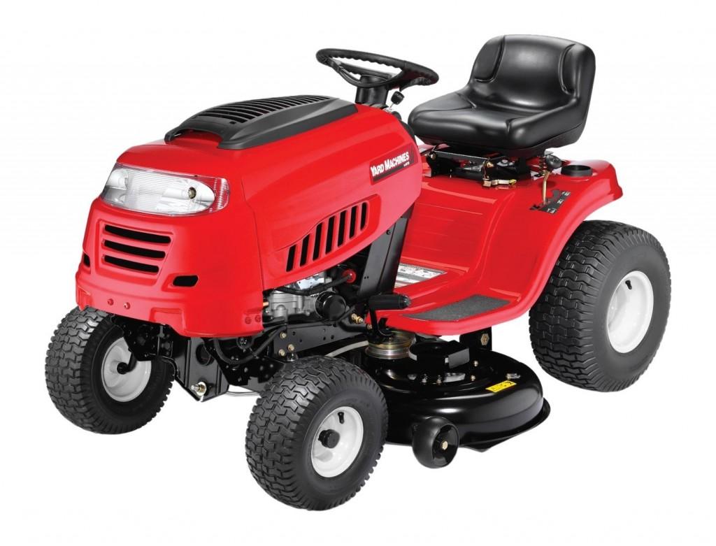 Yard Machine Riding Lawn Mower