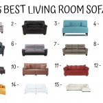 15 Best Living Room Sofa