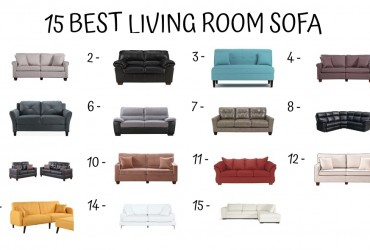 15 Best Living Room Sofa