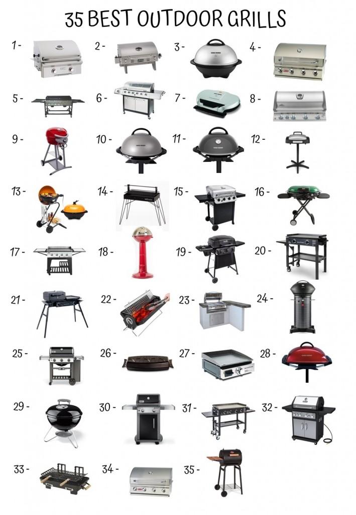 35 Best Outdoor Grill