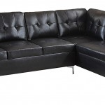 Black Sectional Couch