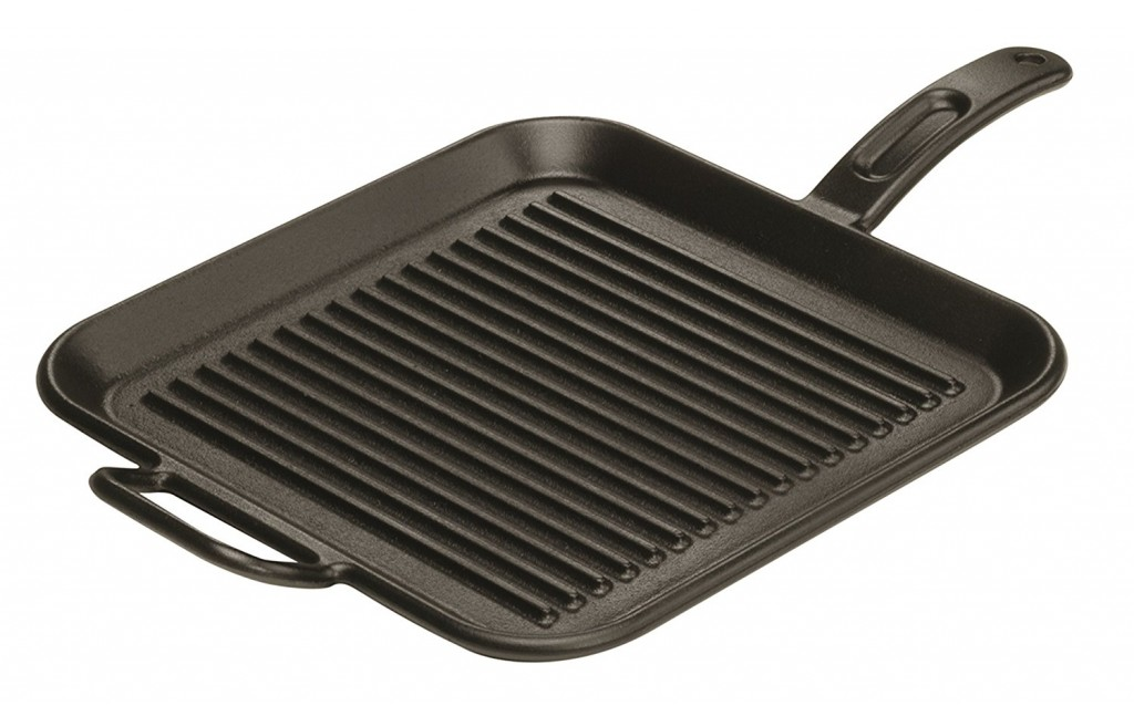 Cast Iron Grill Pan