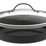 Grill Pan With Lid