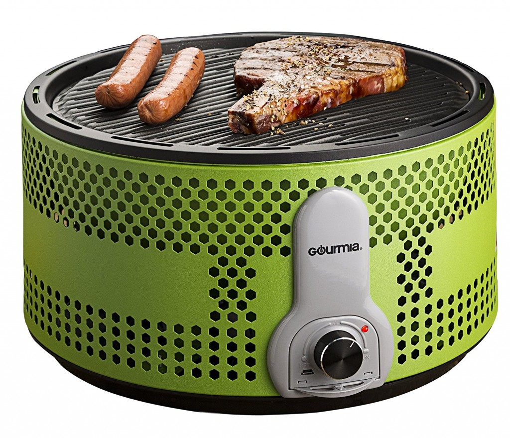Indoor Charcoal Grill