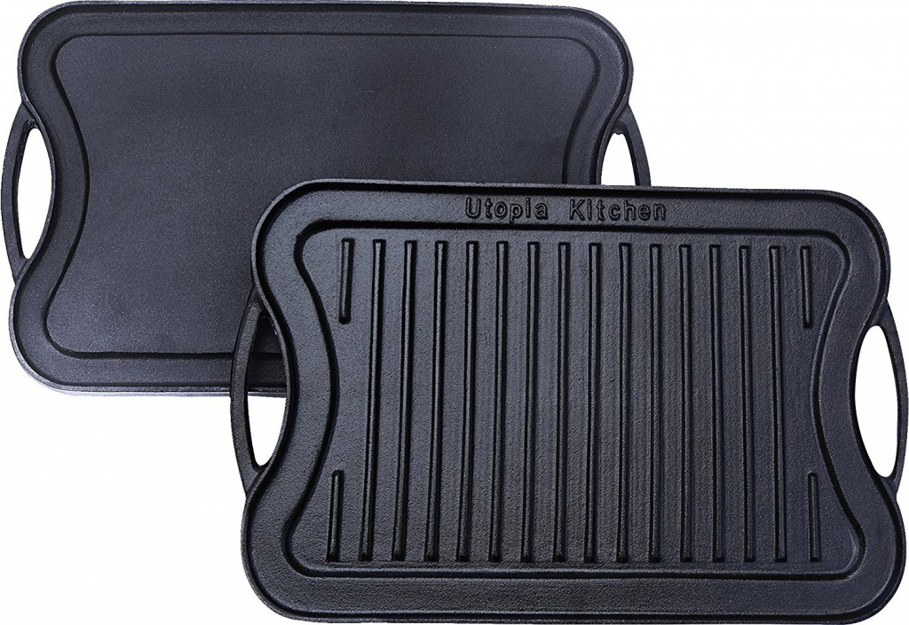Iron Grill Pan