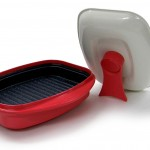 Microwave Grill Pan
