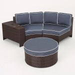 Navy Blue Sectional Couch
