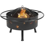 Outdoor Fireplace Grill