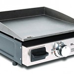 Outdoor Grill With Griddle