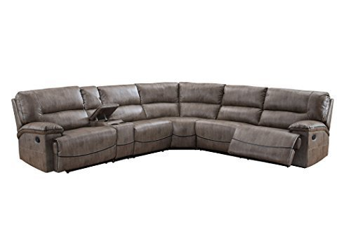 Sectional Couch With Cup Holders