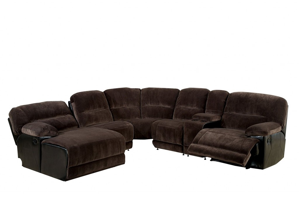 Sectional Recliner Couch