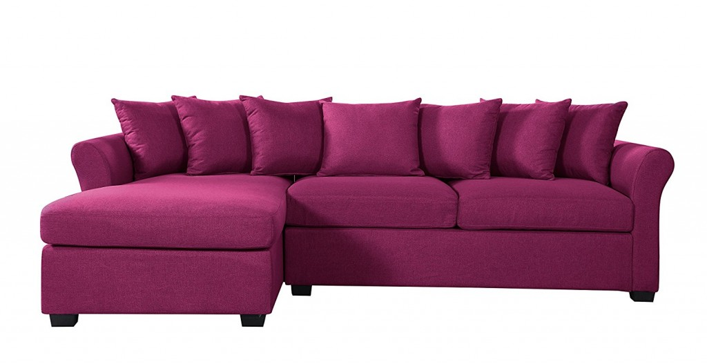 Wide Sectional Couches