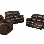 3 Piece Reclining Living Room Set