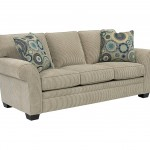 Broyhill Zachary Sofa, Off White