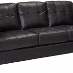 Coaster Fine Furniture 501681 Samuel Contemporary Leather Sofa