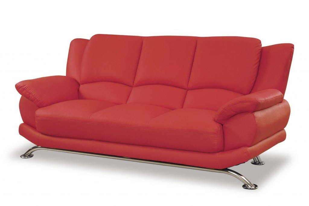 Global Furniture Rogers Collection Bonded Leather Matching Sofa