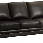 Homelegance 9734BK 3 Upholstered Sofa