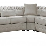 Homelegance Savonburg Button Tufted Upholstered