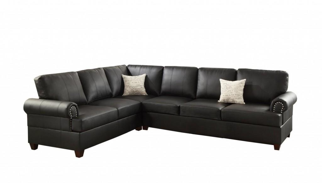 Poundex F7769 Bobkona Cady Bonded Leather