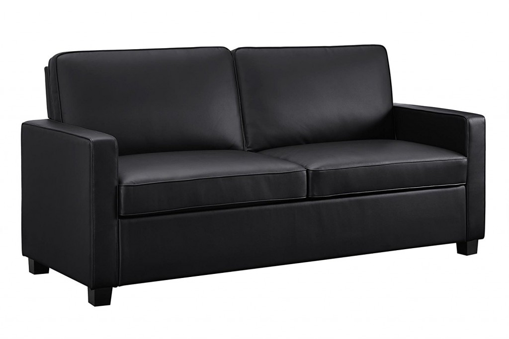 Signature Sleep 2152007 Casey Faux Leather Sofa
