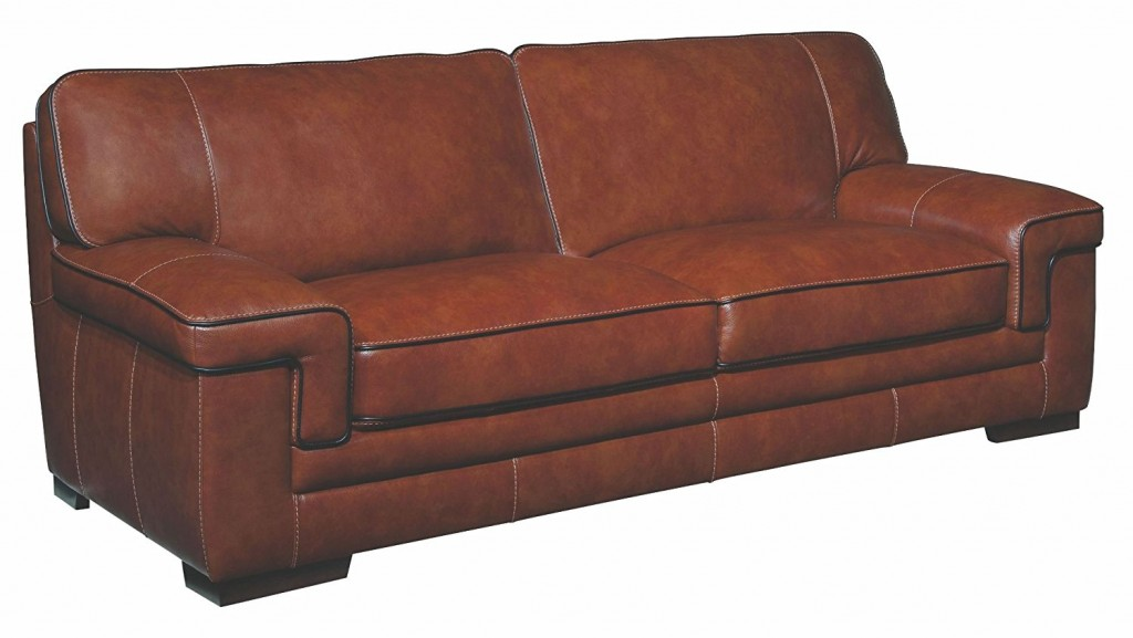 Simon Li Furniture Macco Leather Sofa