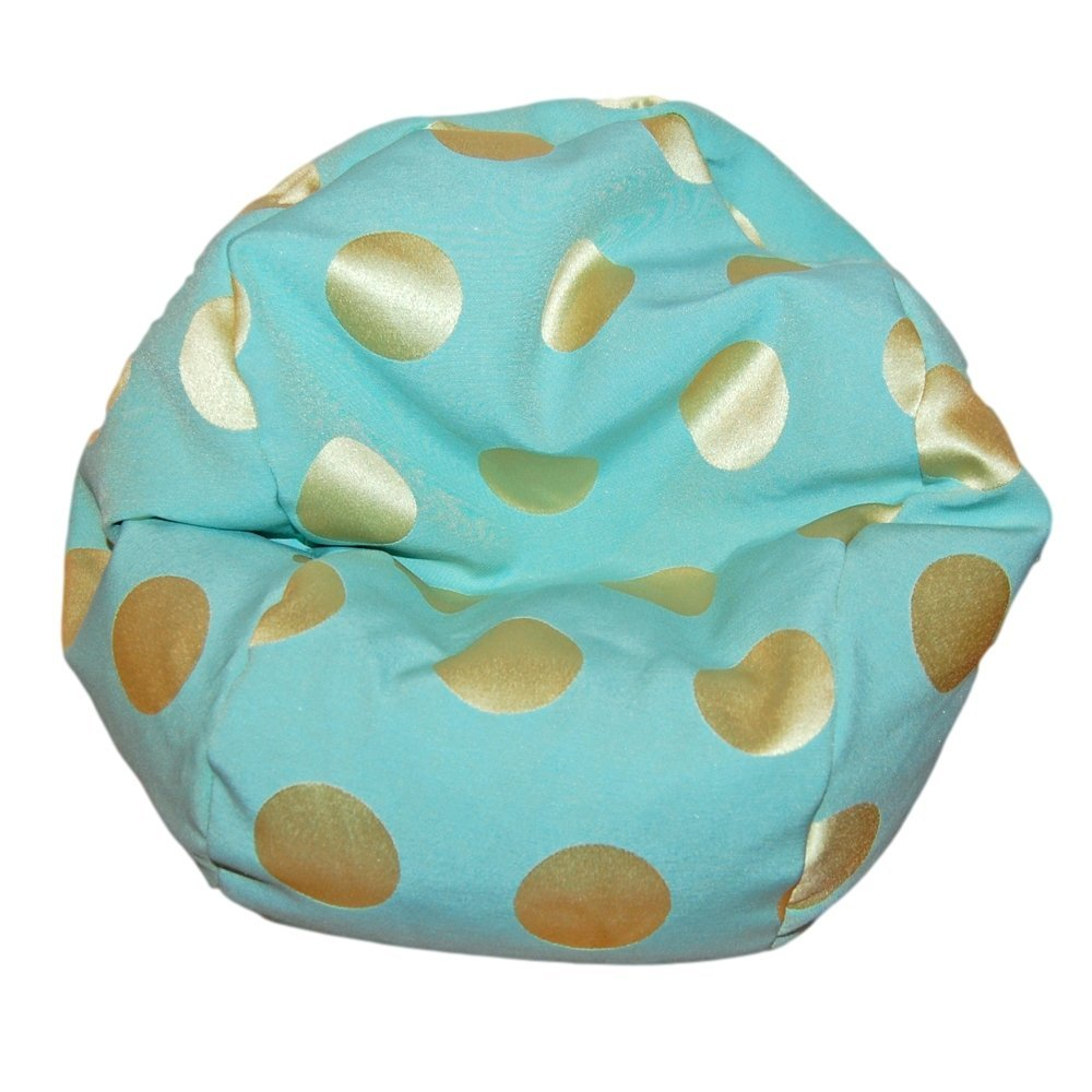 Aqua Bean Bag Chair