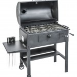 Bbq Grill With Rotisserie