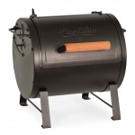 Charcoal Grill With Smoker Box