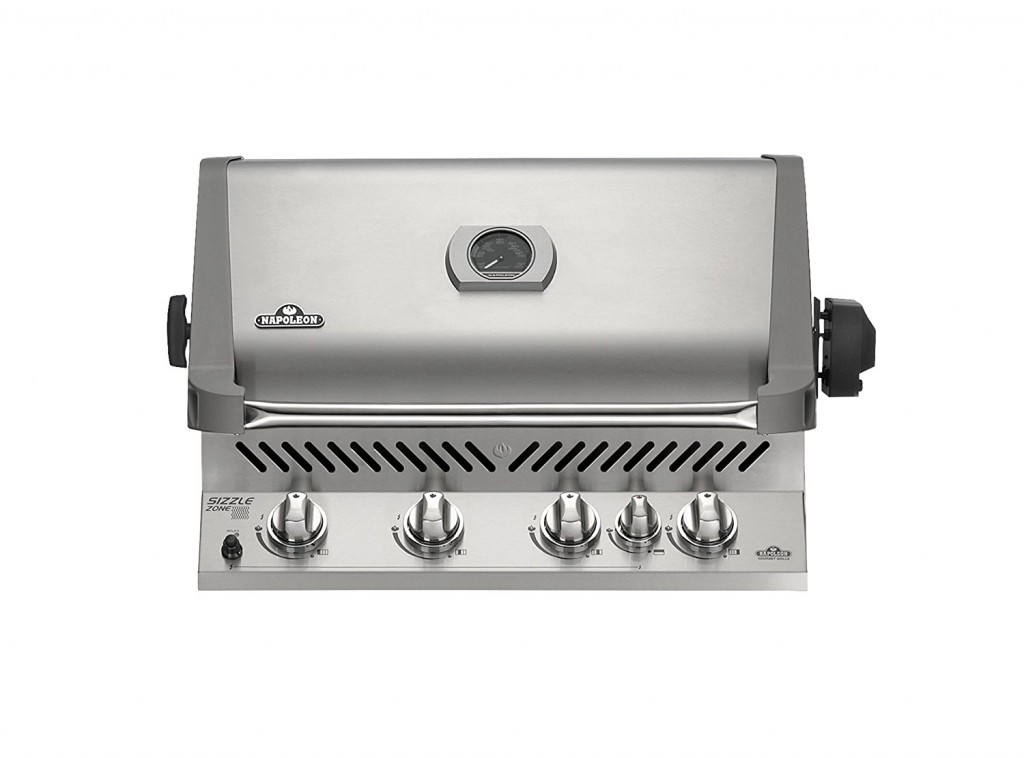 Drop In Gas Grill