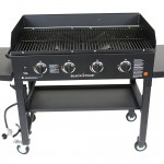 Gas Grill Top